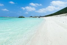 Coral lagoon beach all for ourselves, Iheya Island, Japan | Flickr - Photo Sharing!