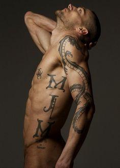 Tatouage Homme Bras 10
