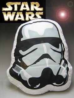 He requested a storm trooper pillow