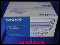 Brother DR-4000 Drum / Trommel, -A  - für Brother HL-6050 / 6050D / 6050DN  - Reichweite nach Herstellerangabe ca. 30.000 Seiten      Zur Nutzung für private Auktionen z.B. bei Ebay. Gewerbliche Nutzung von Mitbewerbern nicht gestattet. Toner kann auch uns unter www.wir-kaufen-toner.de angeboten werden.