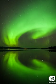 Aurora Borealis beauty from 2nd of October 2013 in Rovaniemi, Lapland, Finland.