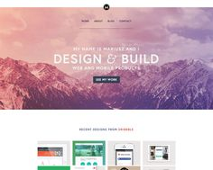 100+ Latest Free Web Page Templates PSD | Website PSD | Pinterest ...