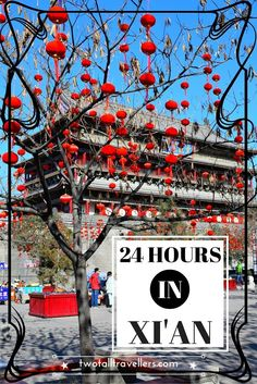 What would you do if you only had 24 hours in the beautiful and historic city of Xi'an? Click to find out how to make the most of your time in this ancient Chinese city!