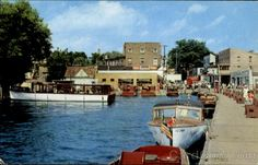 Alexandria Bay, NY | View From James Street Dock, Alexandria Bay Thousand Islands New York