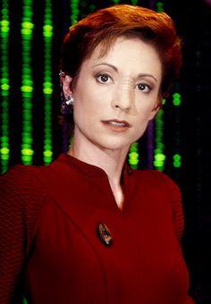 Nana Visitor as Maj. Kira Nerys Star Trek: Deep Space Nine (1993–99)