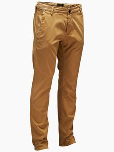 BOLTON TROY TAN CHINOS, WASHED 001