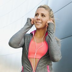 Pump-Up Playlist: Run 3 Miles in 30 Minutes, the songs are all the same tempo to keep a consistent pace