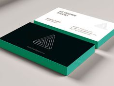 Here's collection of 30 beautiful business card designs for your inspiration. Take a look at this months business cards showcase. Creative and Innovative Business Cards Business Branding, Business Card Logo, Business Card Design, Order Business Cards, Cool Business Cards, Digital Texture, Minimalist Business Cards, Graphic Design Branding, Advertising Design