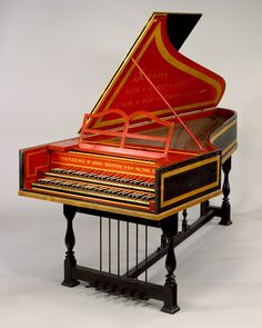 Harpsichord  Chickering & Sons,   American, New York City ca.1909