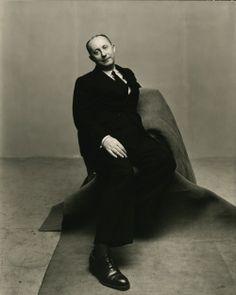1947 - Christian Dior by Irving Penn