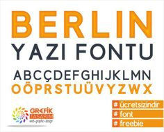 ücretsiz indir, berlin new font, freebie, free fonts Cool Fonts, Free