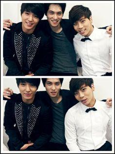 F.T. Island's Jonghoon reveals a photo of the triple JH's