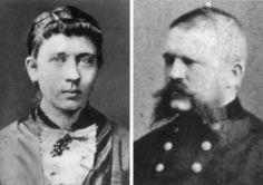 Hitlers parents were Klara and Alois