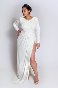 2d9b89c7ce5ef Plus Size Designer News- Youtheary Khmer Spring 2014 Collection Now Online! Plus  Size OutfitsCurvy OutfitsWhite OutfitsPlus Size DressesWhite Maxi ...