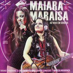 BOX SERTANEJO: BAIXAR CD MAIARA E MARAISA - AO VIVO EM GOIANIA