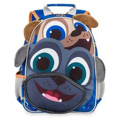 Product Image of Puppy Dog Pals Backpack # 1 Funny Costumes, Dog Costumes, Online Pet Supplies, Dog Supplies, Puppy Birthday, 2nd Birthday, Birthday Ideas, Carl Y Ellie, Dog Cuddles