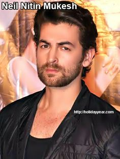Jan 15 - Neil Nitin Mukesh, Indian actor was Born Today. For more famous birthdays http://holidayyear.com/birthdays/