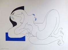 Affection Ink drawing by Hildegarde Handsaeme Art For Sale, Painting & Drawing, Disney Characters, Fictional Characters, Symbols, Ink, Canvas, Drawings, Pattern