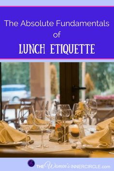 13 best table manners images dining etiquette table manners rh pinterest com