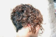 haircut curly | haircut by irina | wip-hairport | Flickr
