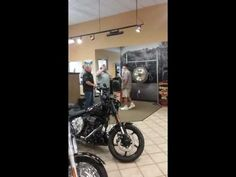 Billy Giles buys TWO Harleys from Redstone HD 16 Limited 12 Ultra Classic 1