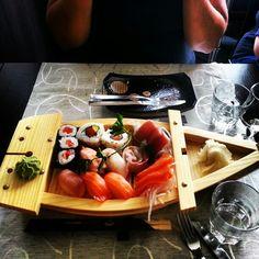 Sushi , giappone