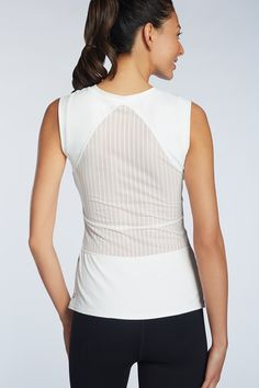 Stay dry in the moisture wicking Cayman Top! Cayman Top - Fabletics