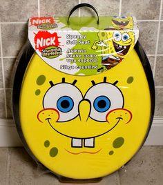 Spongebob Squarepants Shower Curtain Hooks Home
