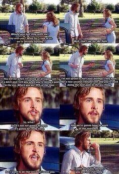 The Notebook ❤ Noah, Ryan Gosling