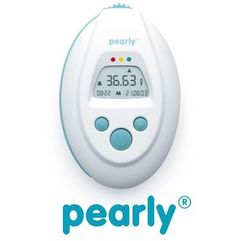 Pearly - natural birth control / fertility computer operates with the same advanced technology as the Lady-Comp, but is designed for convenience in a pocket sized model. Pearly monitor is very easy to use. Based on your morning temperature, taken orally, the natural birth control computer determines your fertile days and shows when you are ovulating and can get pregnant or not with premium clinically proven accuracy of 99.3% - so you don't have to use any invasive contraceptives any more :-)