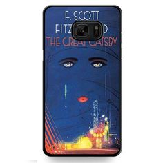 The Great Gatsby Book Art TATUM-10749 Samsung Phonecase Cover For Samsung Galaxy Note 7