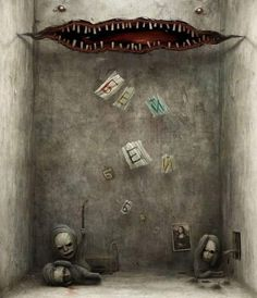 Dark Art by Anton Semenov