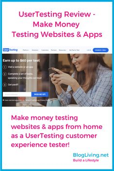 Do you wonder if UserTesting is worth your time? If you want extra income it certainly is. I actively participate in their studies. Leave a comment on the blog post if you have questions. I DO NOT get paid by UserTesting for sign-ups. #WorkFromHome Earn More Money, Way To Make Money, Make Money Online, How To Make, Customer Experience, Sign I, Extra Money, Get Started, Told You So