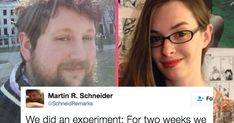 He Swapped Email Signatures With a Female Co-Worker, and Learned a Valuable Lesson A man's Twitter thread about an email experiment is going viral for revealing sexism women often face in the workplace. These tweets show the reality for women at work.