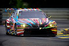 BMW's Art Cars of Le Mans