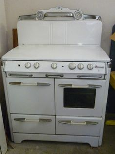 O Keefe Merritt Kitchen Stove, Antique..so cute! for sale in my friends ebay shop! Vista area..local pick up offered