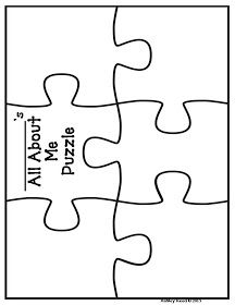 Each kiddo gets a piece to the puzzle bc everyone fits! Love this!!!! Just Reed: Back to School FREEBIE!