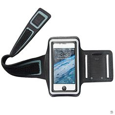 BRAÇADEIRA PARA IPHONE 4 - 4S Praticar esportes ouvindo música é um hábito universal e, se aquela super-playlist está no iPhone, a melhor solução é uma capa como essa, que se ajusta ao braço e mantém o aparelho em segurança.