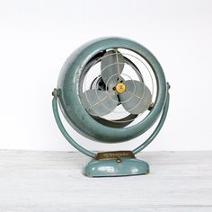 Vintage fan from Market 203.