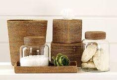 Resultado de imagen para accesorios para baños reciclados