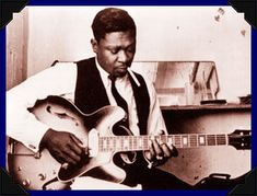 "Riley B. ""B.B."" King - born on September 16, 1925, on a plantation near Itta Bena, Mississippi."