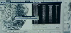 Imagen de fingerprint and fingerprint scan