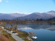 Lake Lopota, Kakheti.