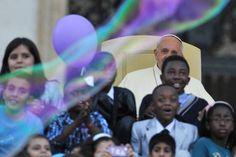 Pape François - Pope Francis - Papa Francesco - Papa Francisco - Il Papa incontra le famiglie-FOTOGALLERY- LASTAMPA.it