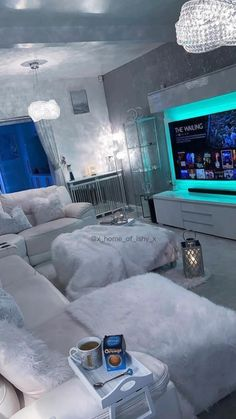 Room Design Bedroom, Room Ideas Bedroom, Home Room Design, Dream Home Design, Dream House Interior, Luxury Homes Dream Houses, Decor Home Living Room, Living Room Designs, Blue Room Decor