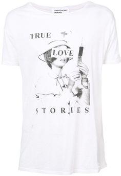 7b9a54901 Enfants Riches Deprimes photo print T-shirt Graphic Tees, Graphic T Shirts