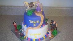 Disney Character Cake - Bello Divinia Cakes - Charlotte, NC -  bellodiviniacakes@yahoo.com