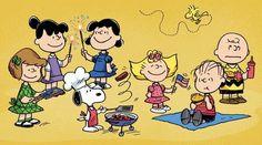 Peanuts 4th Happy 4th of July everyone!!!