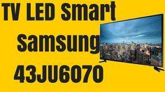 Samsung 43JU6070 - Televizor LED Smart Samsung 43JU6070 UHD Samsung, Led