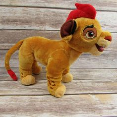 head to toe. nose to tail. In gently played with condition. Disney Plush, Disney Toys, Storing Stuffed Animals, Lion King Simba's Pride, Disney Christopher Robin, Simba And Nala, Marie Aristocats, Easter Toys, Blue Bunny